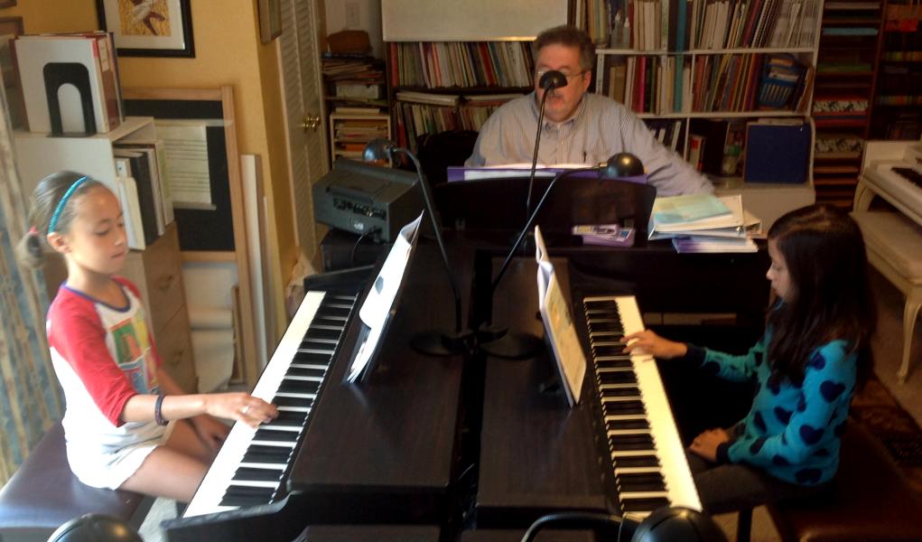 Beginning Piano Class